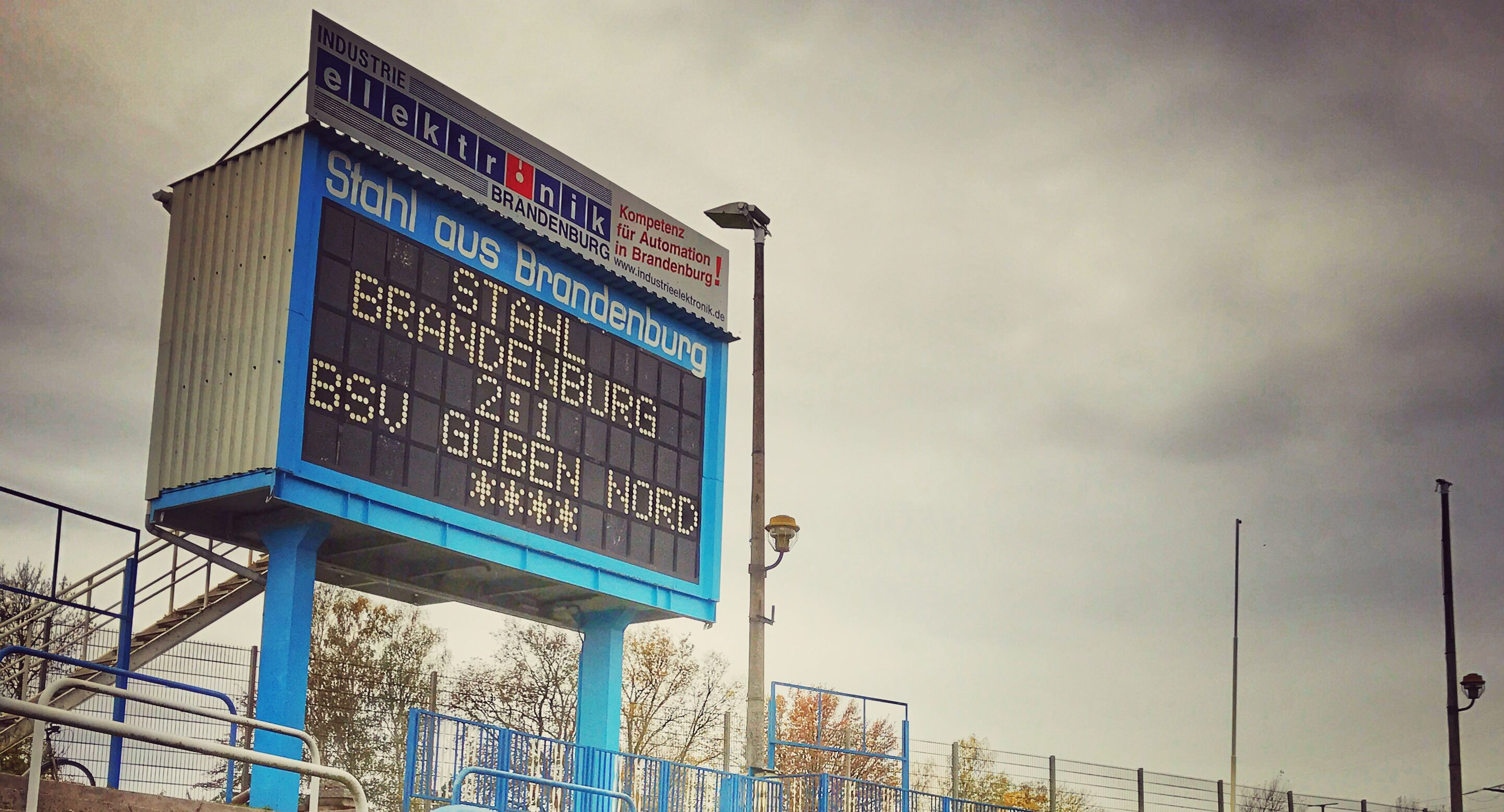 Brandenburg a. d. Havel – Stadion Am Quenz