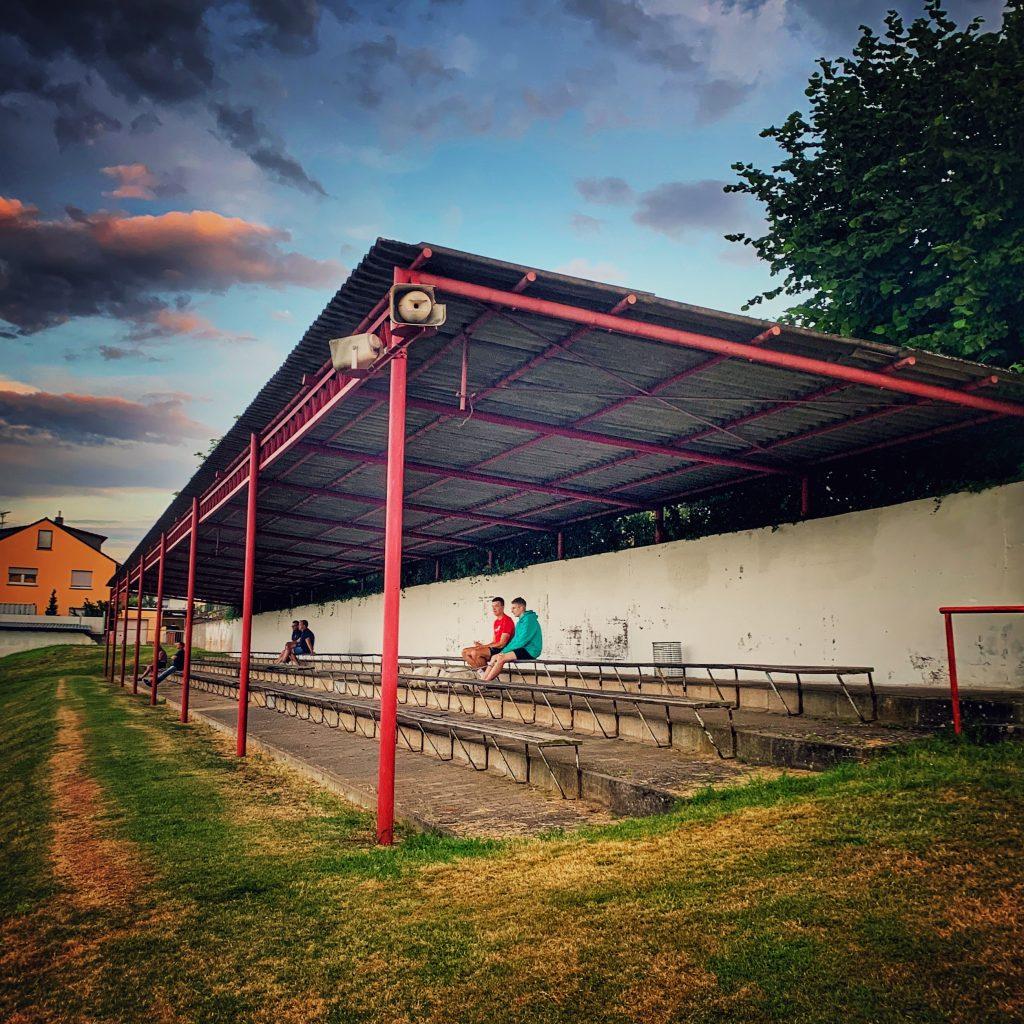 Wetten Sportplatz