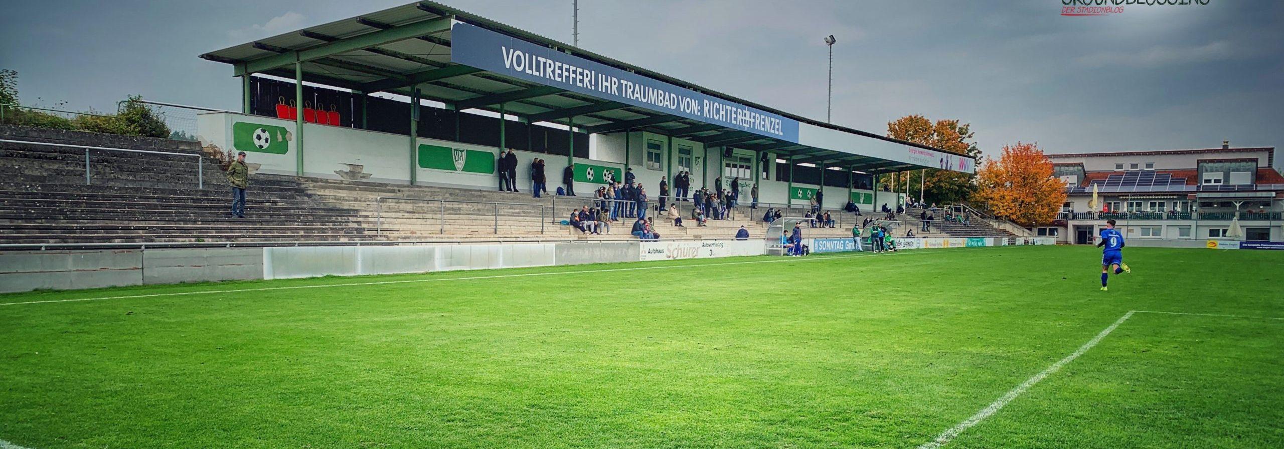 Würzburg-Heidingsfeld – Sportpark Herieden