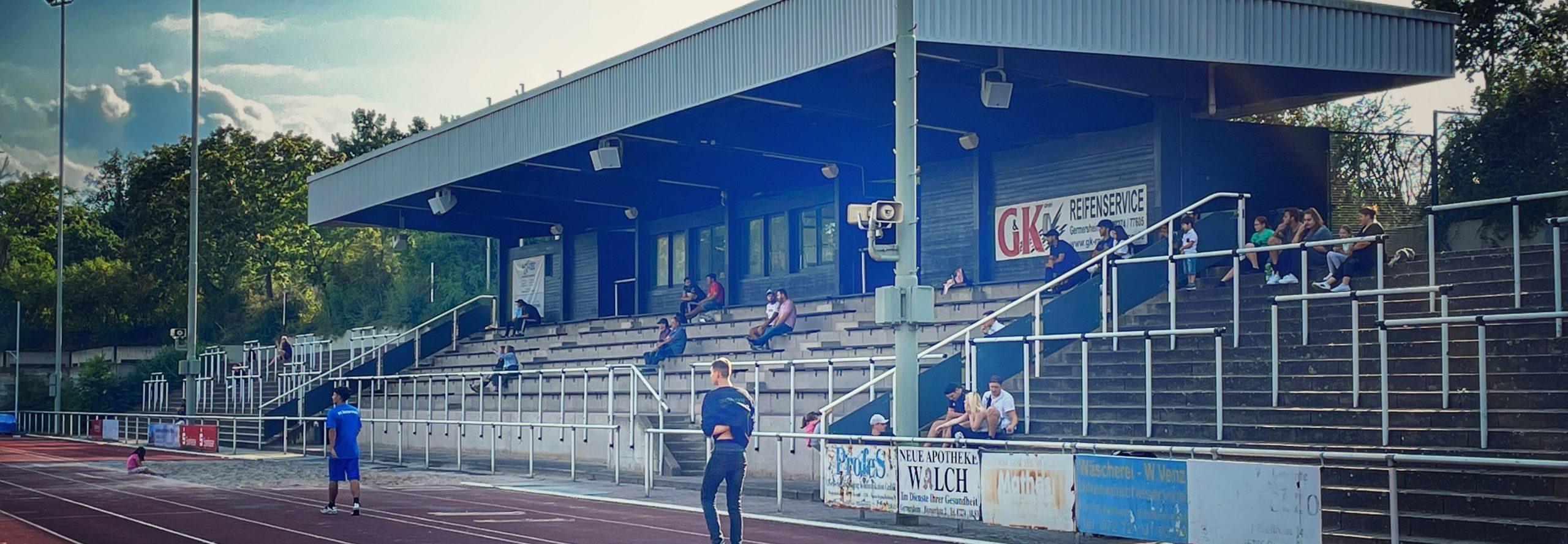 Germersheim – Rheinstadion im Sportzentrum Wrede