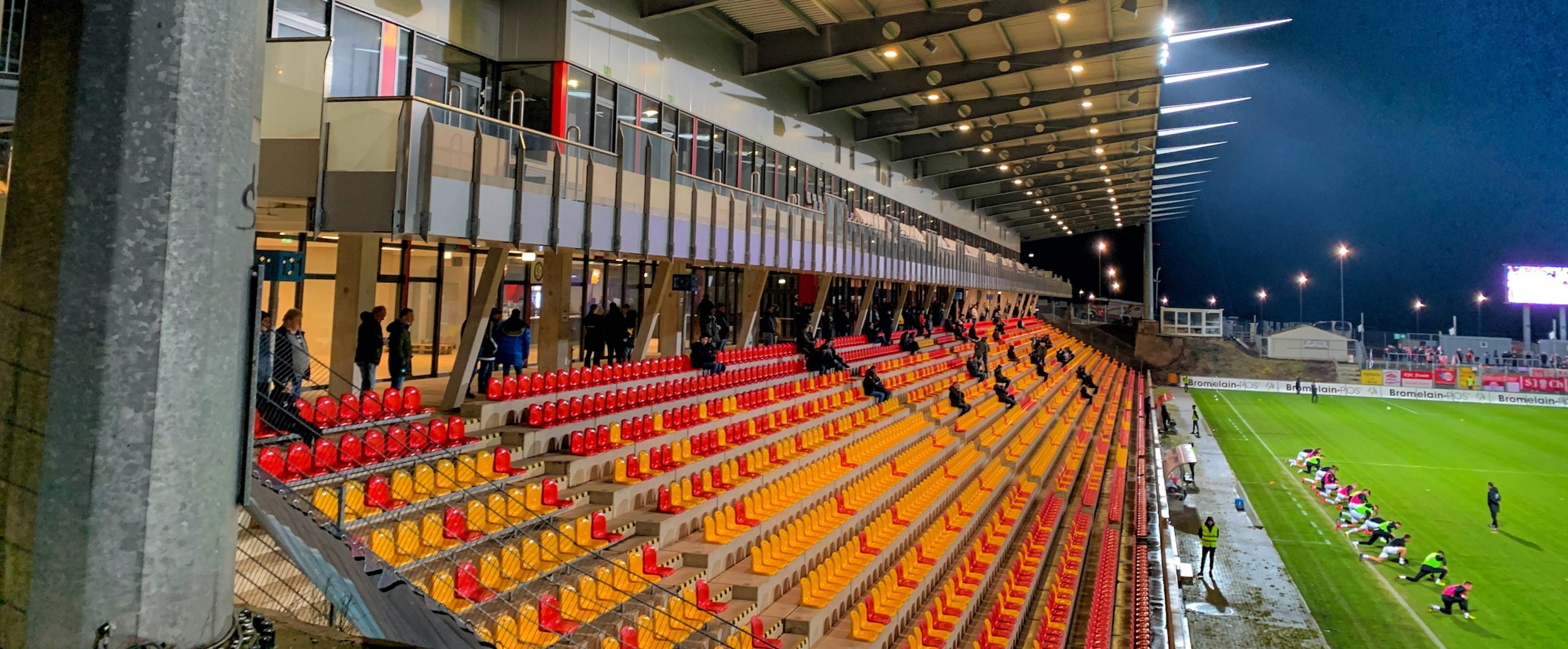 Elversberg – Waldstadion Kaiserlinde