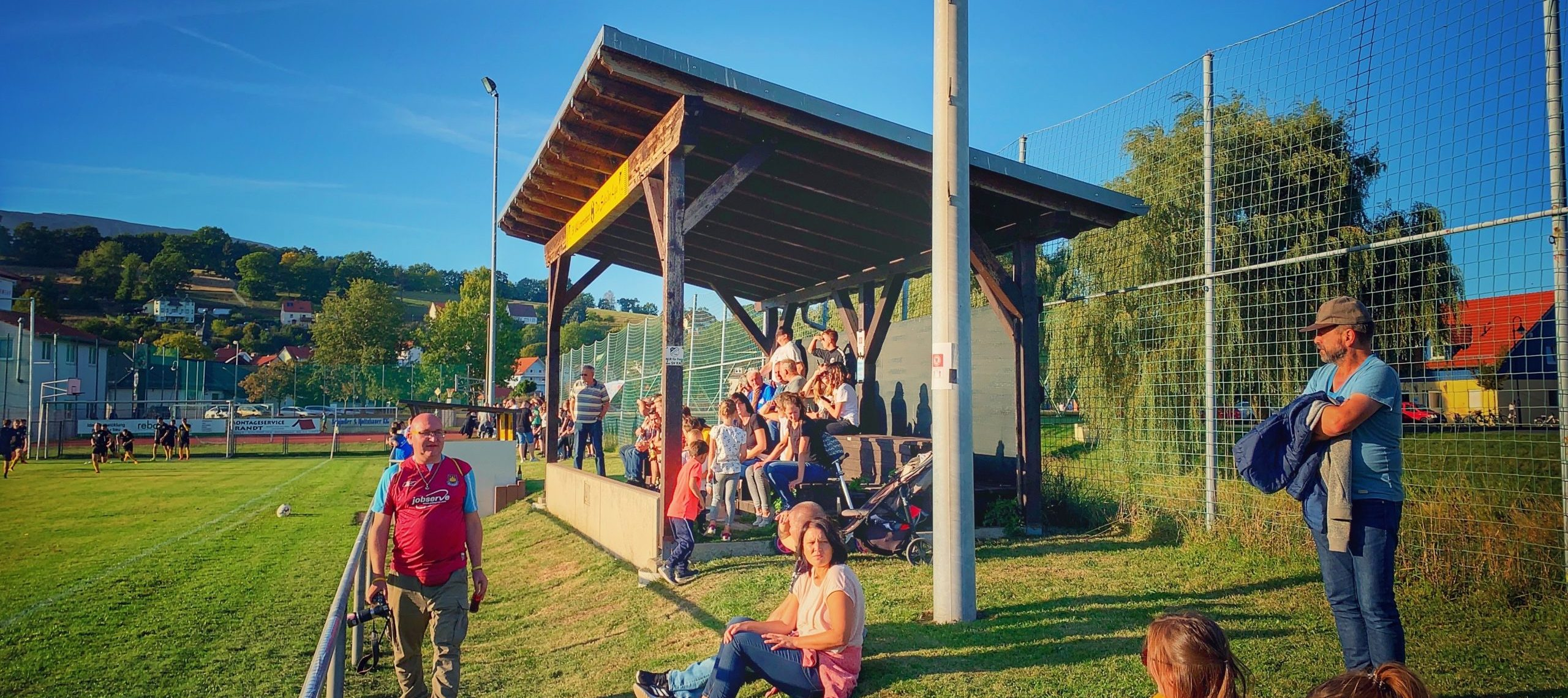Unterbreizbach – Salz-Arena