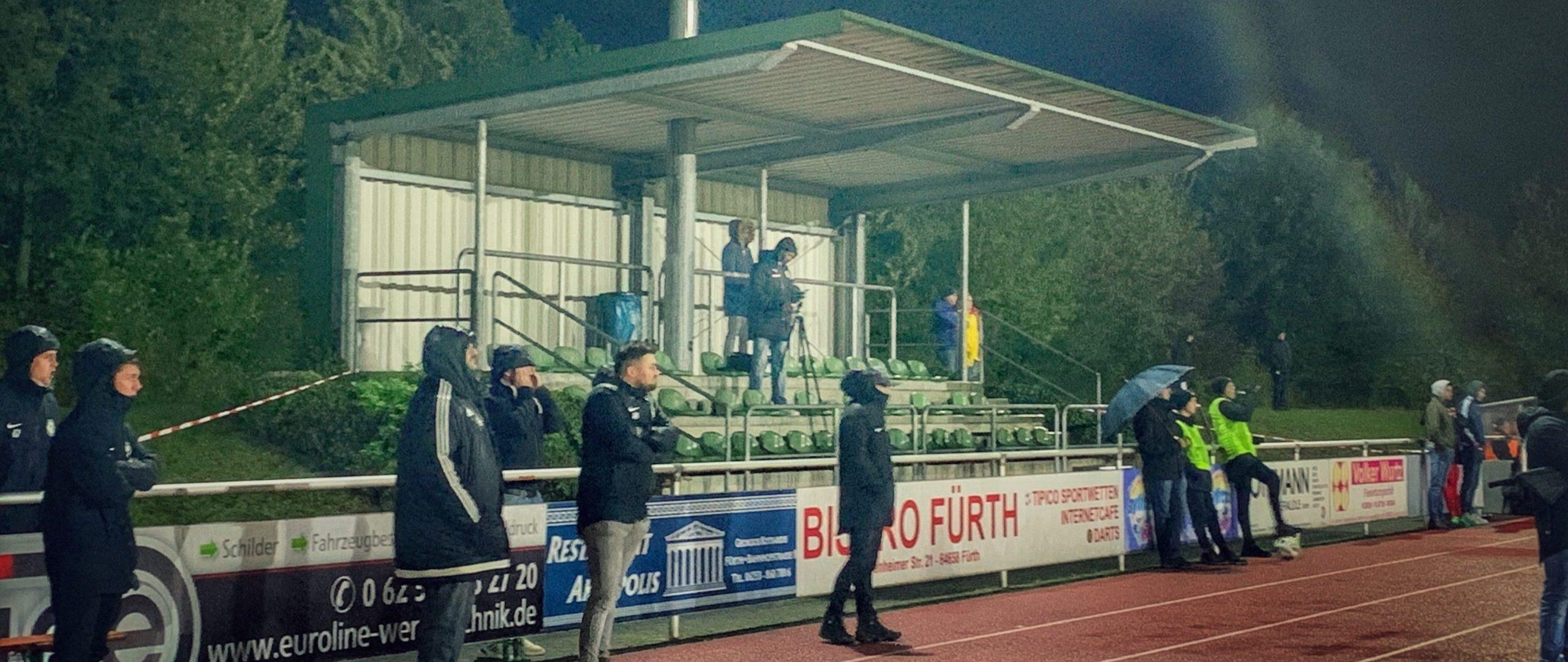 Fürth im Odenwald – Stadion an der Schulstraße